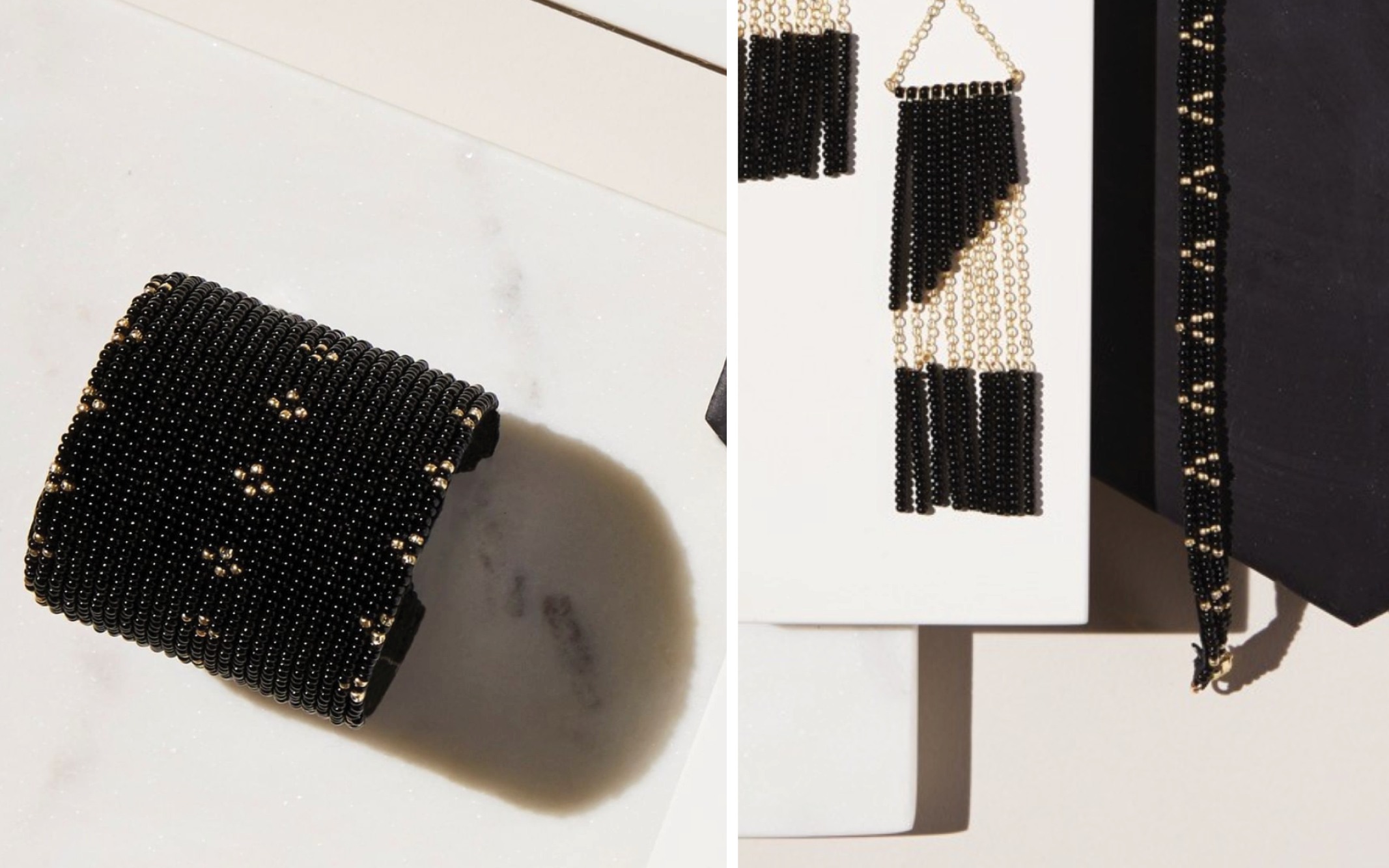 Pieces from Sidai's Sipolio collection